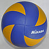 М'яч волейбольний клеєний MIK VB-1844 MVA-300 (PU, №5, 3 шари), фото 7