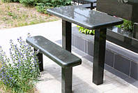 Стол и лавка № 2