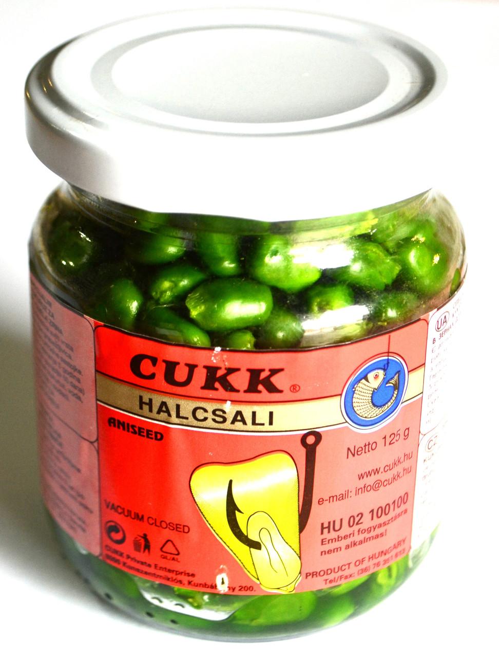 Сухая кукуруза Cukk, Анис, 125 гр