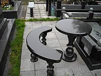Стол и лавка № 4