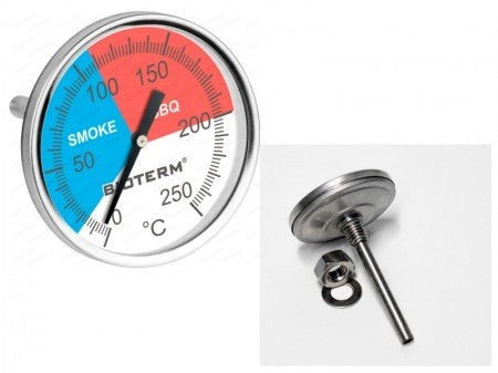 Термометр для коптильни с датчиком, BIOWIN