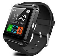 Умные часы (Smart watch) U8 для Android, bluetooth, звонки, СМС, фитнес-браслет