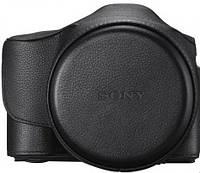 Качественный кожаный чехол для фототехники Sony A7/A7R (LCSELCAB.SYH)