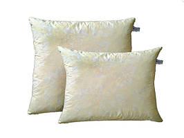 Подушка пуховая, хлопок 100%, Золотая роза (50х70 см.)
