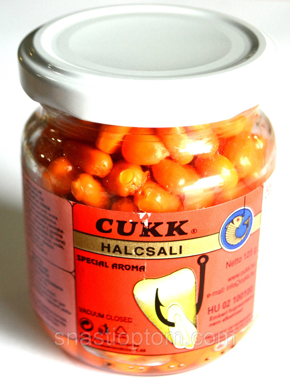 Кукуруза Cukk сухая, Тутти-фрутти, 125 гр