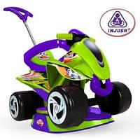 Детская машинка-каталка 6 в 1 Injusa Quad 137
