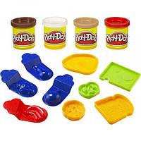 Набор пластилина Play-Doh Мини ведерко Пикник