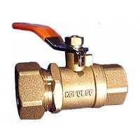 Кран шаровый для труб Gofraflex P*FL(C) 20*3/4 (мама)