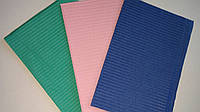 Салфетки для пациента, Medicom (Италия) (50 шт.) синий