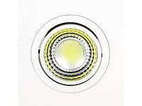 Светильник светодиодный HL6701L 1X5 Белый 6500K COB LED  220-240V / 50-60Hz,5W