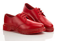 Туфли красные Dr.Martens 41 рзм.