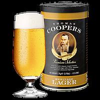 Концентрат для изготовления пива Heritage Lager, 1,7 кг