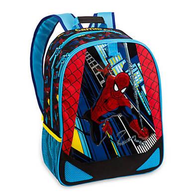 Рюкзак спайдермен светящийся Дисней / Spider Man Backpack Disney
