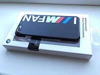 """Чехол для Iphone 6 6S BMW Motorsport """" І ///M FAN """""""