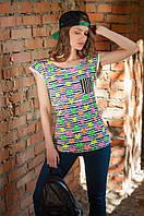 Модная футболочка с карманом (А.Р.Ж)