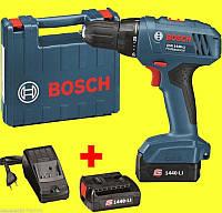 Аккумуляторный шуруповерт Bosch GSR 1440 LI