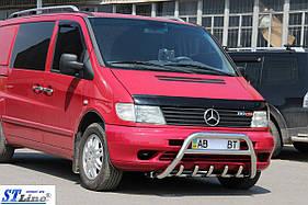 Кенгурятник d60 WT003 Mercedes Vito 1996-2003