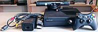 Игровая консоль Xbox 360 Slim + Kinect