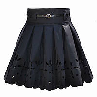 Пышная школьная юбка для девочки. Лазер.