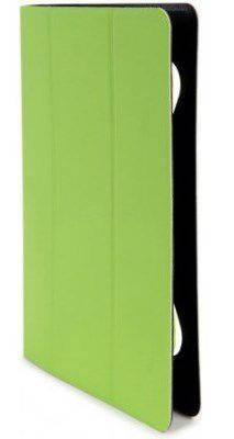 """Универсальный чехол Tucano Verso Stand Tablet 10"""" (TAB-V10-NV) Black/Green"""