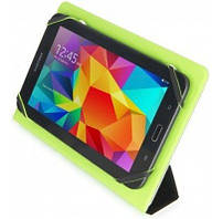 "Двухцветный чехол-подставка Tucano Verso Stand Tablet 7"" TAB-V7-NV (Black/Green)"