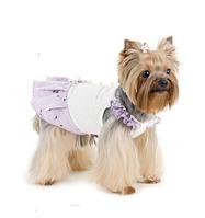 "Платье для собак ""Арина"", размер XS, XS-2, S"
