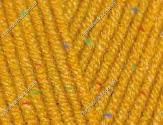 Нитки Alize Cotton Gold Tweed 2 горчичный
