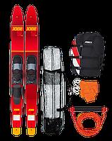 """Комплект водных лыж Jobe Allegre Package 67"""" Red (208817004-67)"""