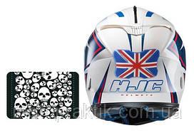 Бампер для шлема Oxford Skullz