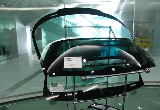 Скло вітрове/лобове УАЗ 3163 Патріот