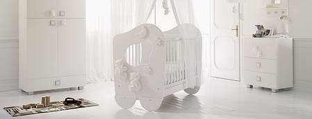 Комод-пеленатор Baby Expert BAGNETTO Dieci Lune Chic, фото 2