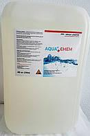 РН - минус жидкий, AquaChem, 30л, 40кг, 46%, Германия