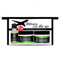 EShave Shaving Travel Kit On the Go - Verbena Lime (Вербена и Лайм) Дорожный набор
