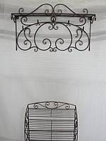 Набор кованой мебели в прихожую  -  029