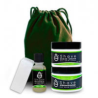 EShave Travel Pouch Verbena Lime (Вербена и Лайм) Дорожный набор
