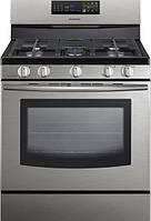 Замена стекла в духовке газовой плиты Samsung