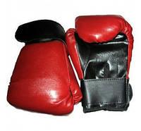 Боксерские перчатки Boxer 4 унций кожвинил