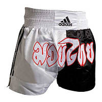 Шорты для тайского бокса Adidas Half/Half
