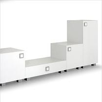 Комплект мебели для детской комнаты Baby Expert Dieci Lune, фото 3
