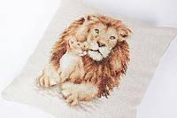 Набор для вышивки крестом Luca-S PB132 Лев