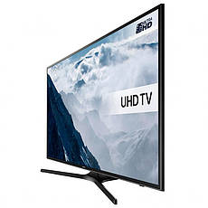 Телевизор Samsung UE50KU6072 (PQI 1300Гц, Ultra HD 4K, Smart, Wi-Fi, DVB-T2/S2) , фото 3