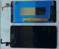Lenovo A6000 A6010 K30t дисплей в зборі з тачскріном модуль чорний