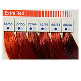 77/44 Русий мідний інтенсивний Estel De Luxe Extra Red Крем-фарба для волосся 60 мл, фото 2