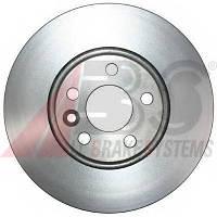 Abs - Тормозной диск передний VOLVO V70 1.6 эластичное топливо 2011 -  (17752)