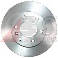 ABS - Тормозной диск передний Mercedes Sprinter 211 (Мерседес Спринтер 211) Дизель 2006 -  (17730)