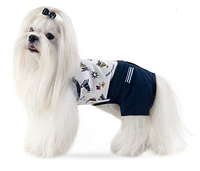 "Летний костюм для собак ""СТИФ"", размеры XS, S"