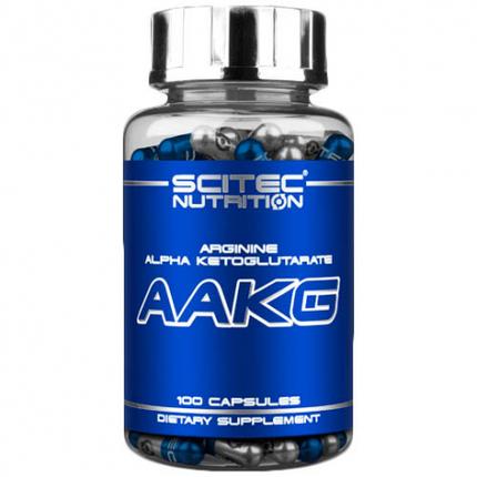 AAKG Scitec Nutrition 100 caps, фото 2