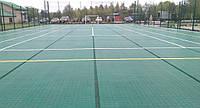 Спортивное  покрытие для открытых площадок GEODOR