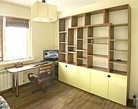 Книжный шкаф под заказ