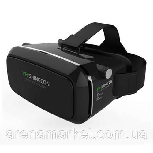 VR SHINECON віртуальні 3D окуляри для смартфона